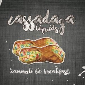 CannoliBreakfast eJuice Flavor Advert