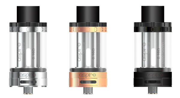 Cleito 120 Tanks & Color Options