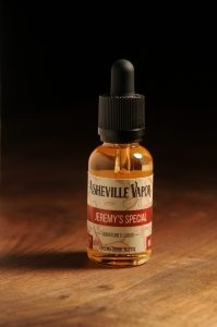 Asheville Vapor Jeremys Special 30 ml Bottle