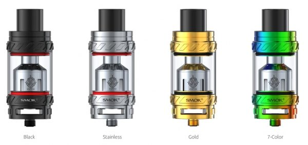 SMOK TFV12 Cloud Beast King Tank Different Color Options