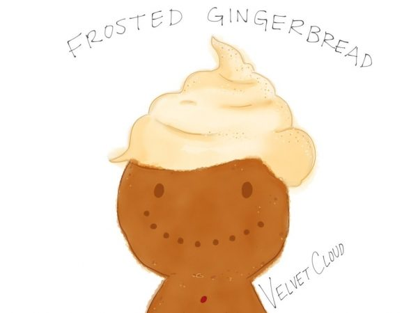 Frosted Gingerbread eJuice Flavor