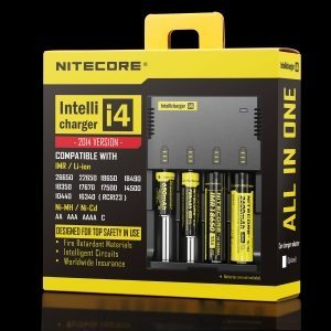 Nitecore i4 Digi Charger Rechargeable Battery Charger