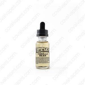 Simplex Vanilla Bean eJuice Bottle