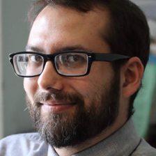 Dave Magyar Smiling